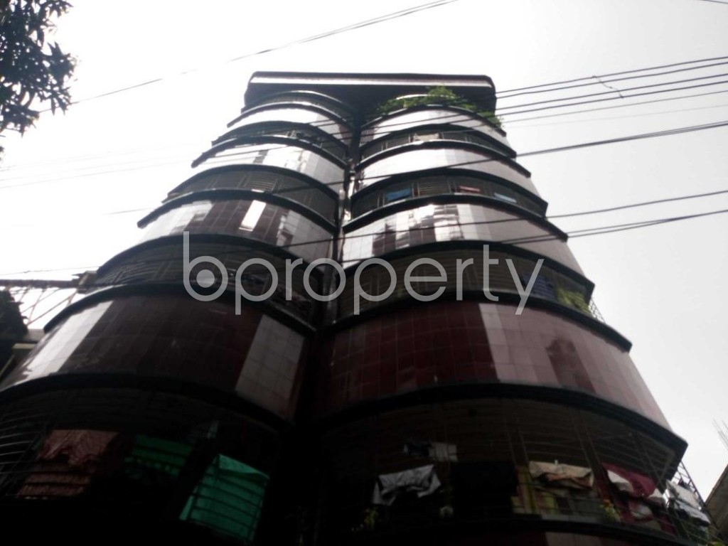 Front view - 3 Bed Apartment to Rent in Kalachandpur , Dhaka - 1925248