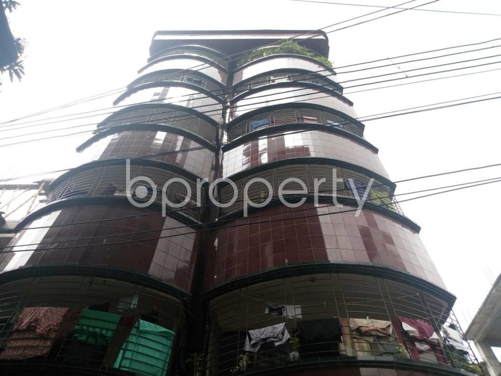Front view - 2 Bed Apartment to Rent in Kalachandpur , Dhaka - 1925249