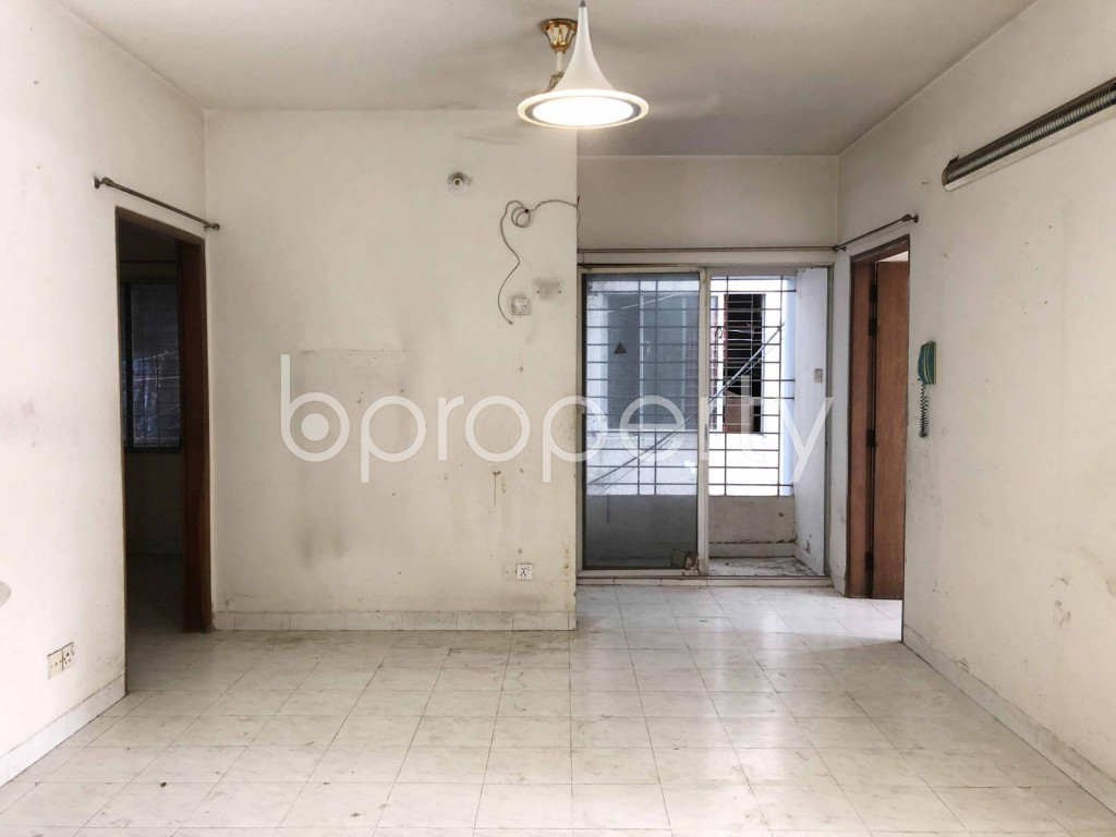 Empty Room - 3 Bed Apartment for Sale in Khilgaon, Dhaka - 1915703