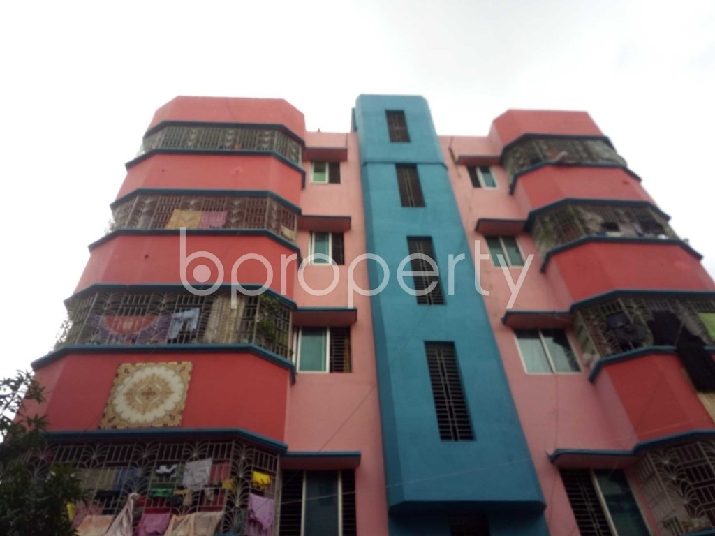 Outside view - 18 Bed Building for Sale in Khilkhet, Dhaka - 1925558