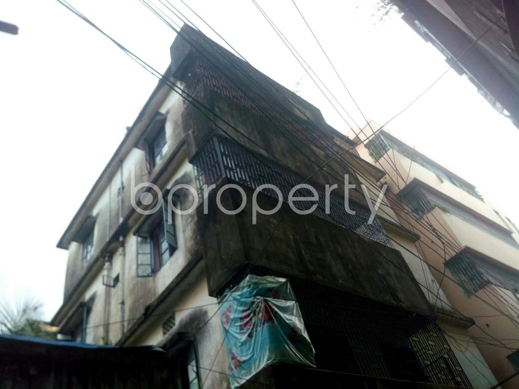 Outside view - 1 Bed Apartment to Rent in 16 No. Chawk Bazaar Ward, Chattogram - 1925795