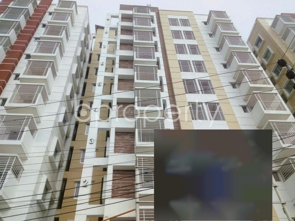 Front view - 3 Bed Apartment for Sale in Uttar Khan, Dhaka - 1925796