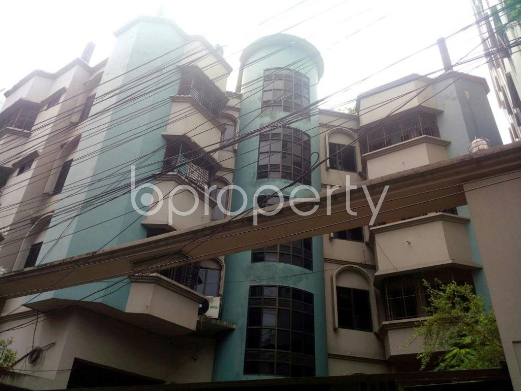 Front view - 3 Bed Apartment to Rent in East Nasirabad, Chattogram - 1925930