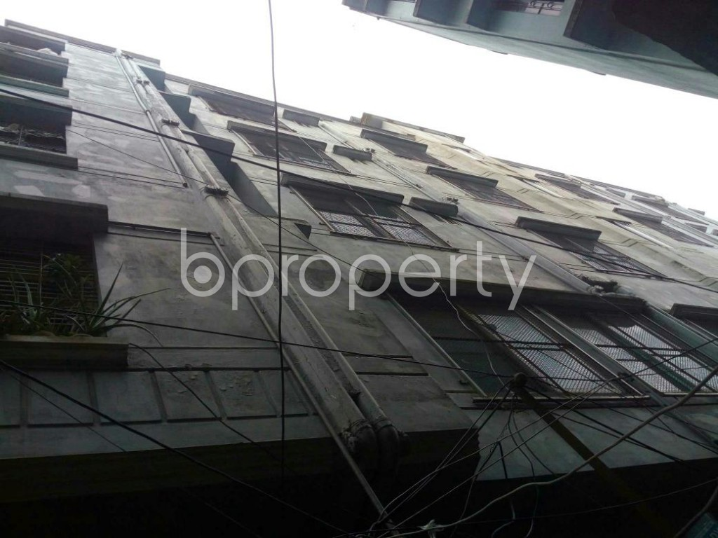 Front view - 3 Bed Apartment to Rent in East Nasirabad, Chattogram - 1925937