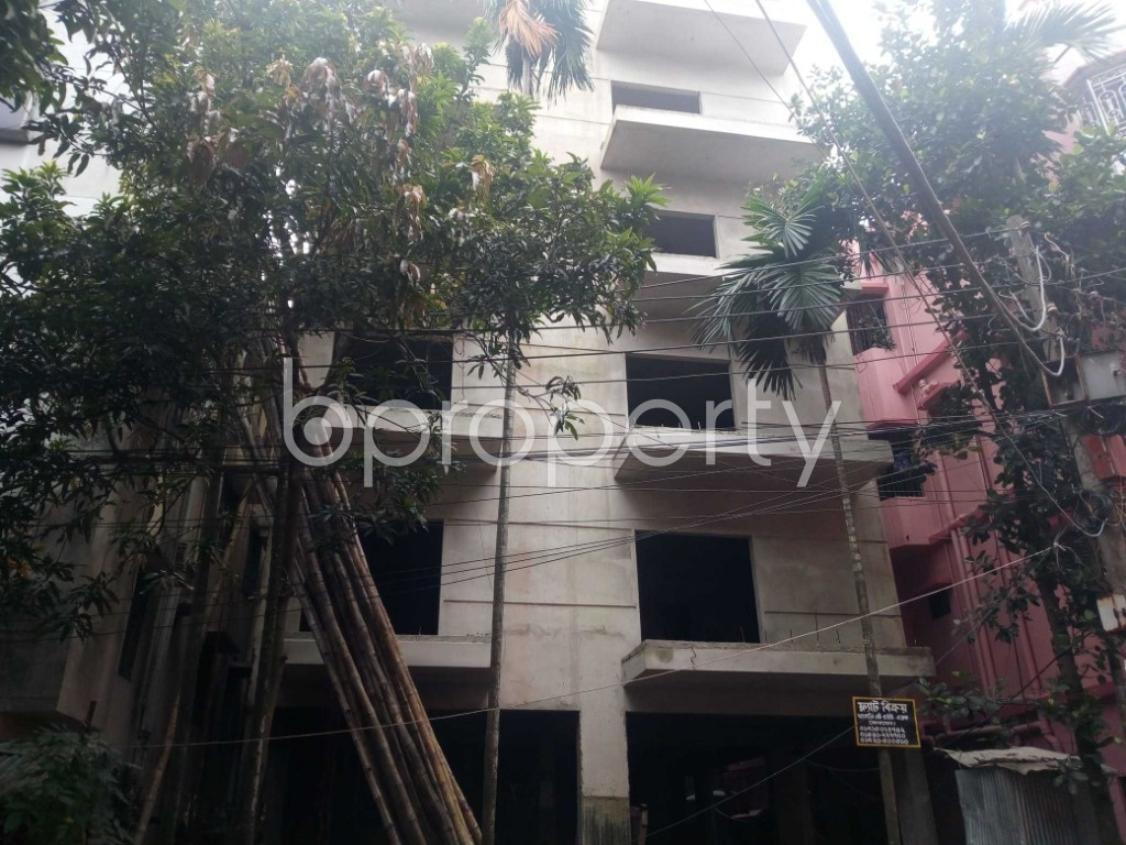 Front view - 3 Bed Apartment for Sale in Halishahar, Chattogram - 1926001