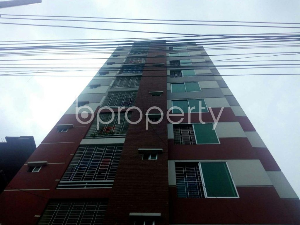 Front view - 3 Bed Apartment to Rent in Bagichagaon, Cumilla - 1925925