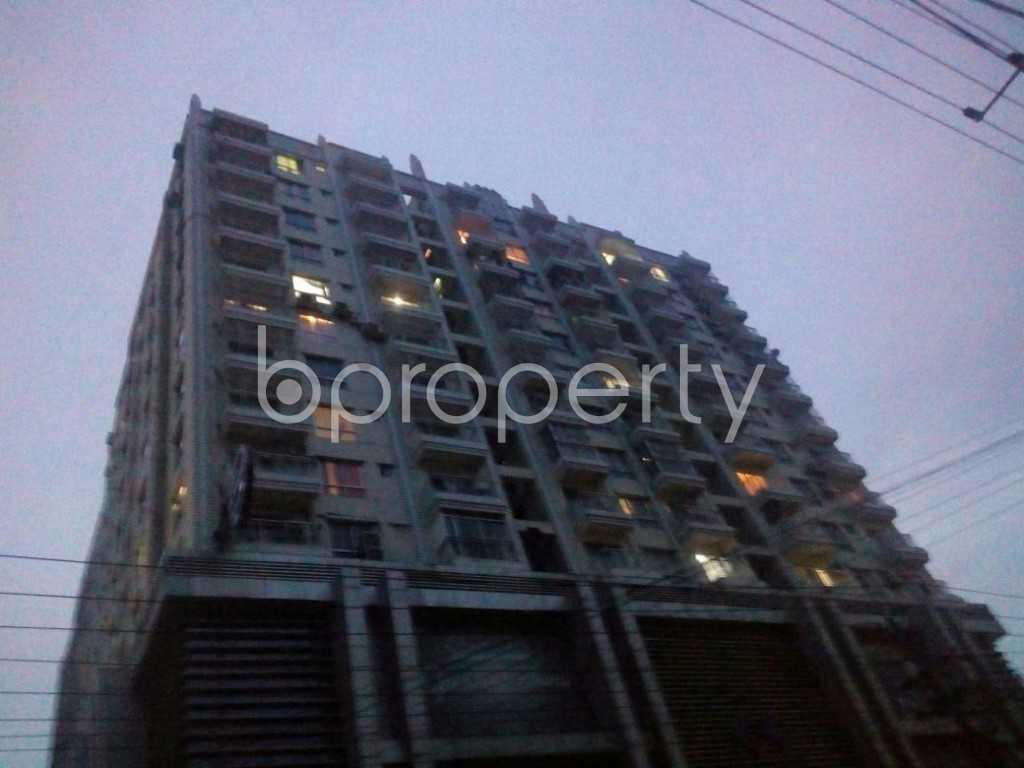 Front view - 2 Bed Apartment for Sale in Khulshi, Chattogram - 1926121