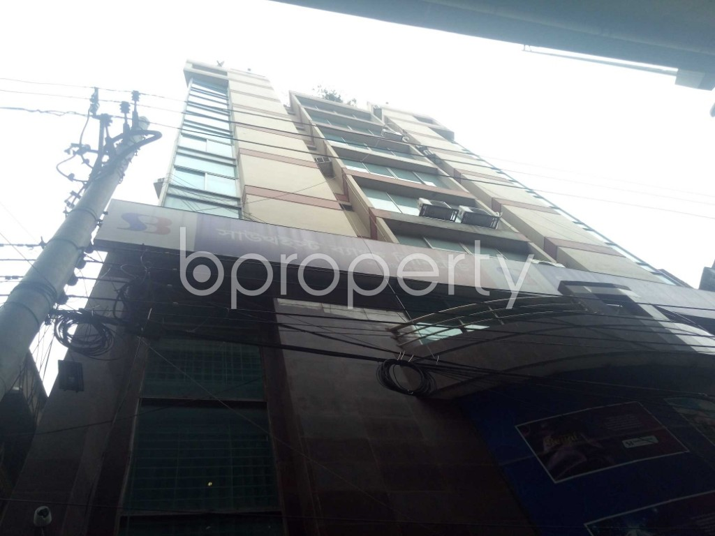 Outside view - 1 Bed Apartment for Sale in Maghbazar, Dhaka - 1926162