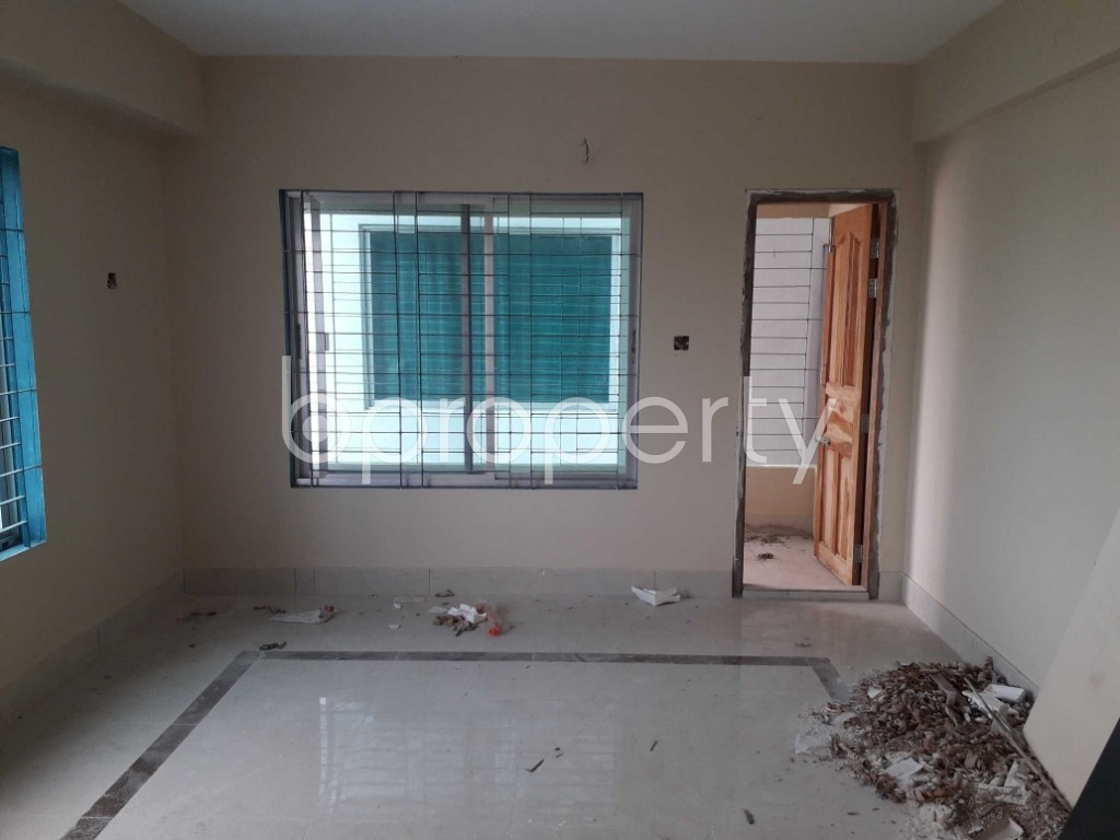 Bedroom - 3 Bed Apartment for Sale in Ambarkhana, Sylhet - 1926148