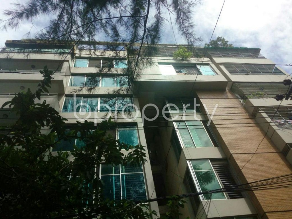 Front view - 3 Bed Apartment for Sale in Khulshi, Chattogram - 1923520