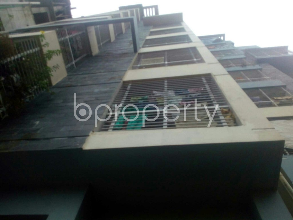 Outside view - 3 Bed Apartment for Sale in 4 No Chandgaon Ward, Chattogram - 1926461