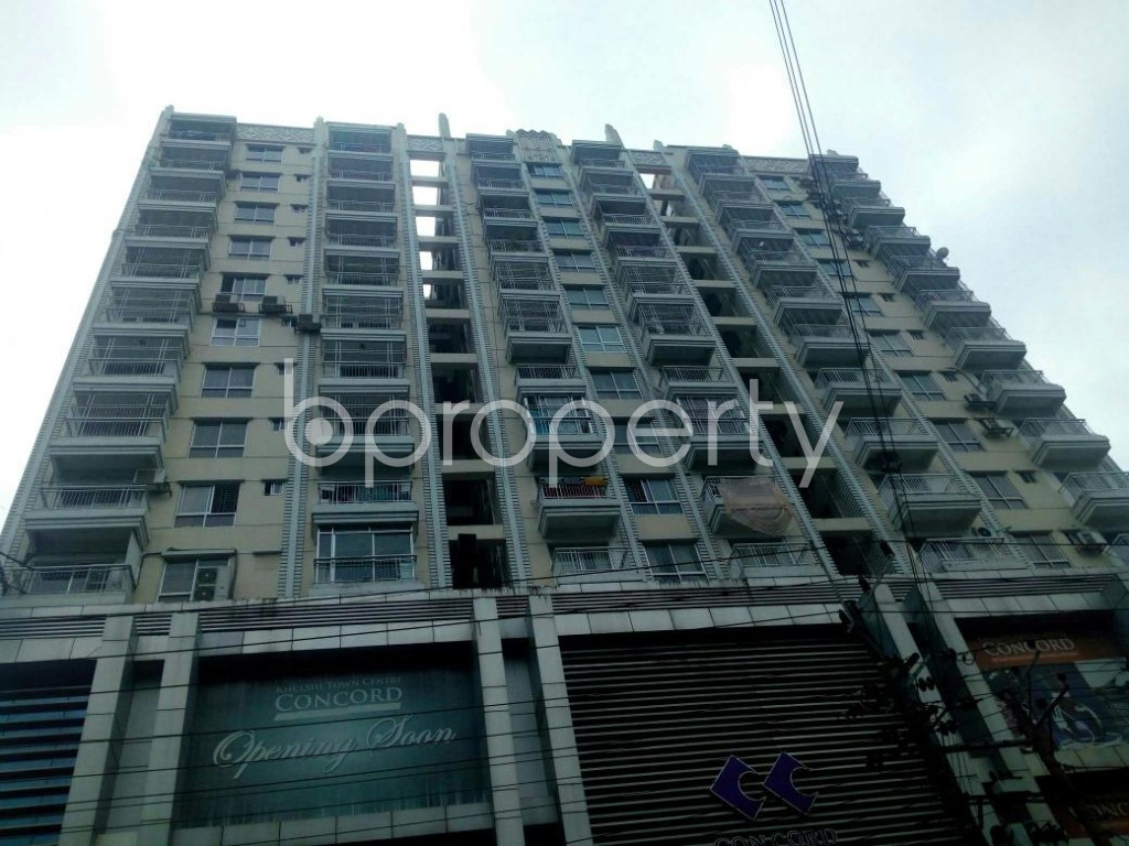 Front view - 3 Bed Apartment for Sale in Khulshi, Chattogram - 1926529