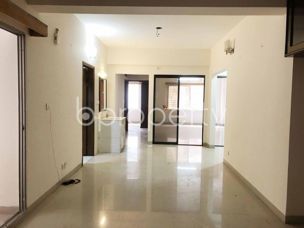 Empty Room - 3 Bed Apartment for Sale in Banani, Dhaka - 1905424
