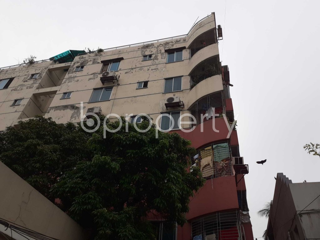 Front view - 3 Bed Apartment for Sale in Dhanmondi, Dhaka - 1926581