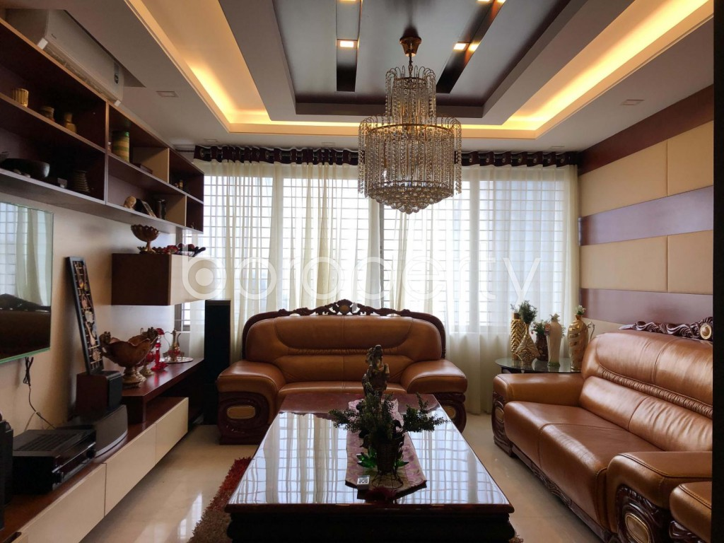 Empty Room - 4 Bed Duplex for Sale in Gulshan, Dhaka - 1885414
