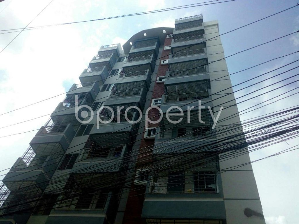 Front view - 3 Bed Apartment to Rent in East Nasirabad, Chattogram - 1926935