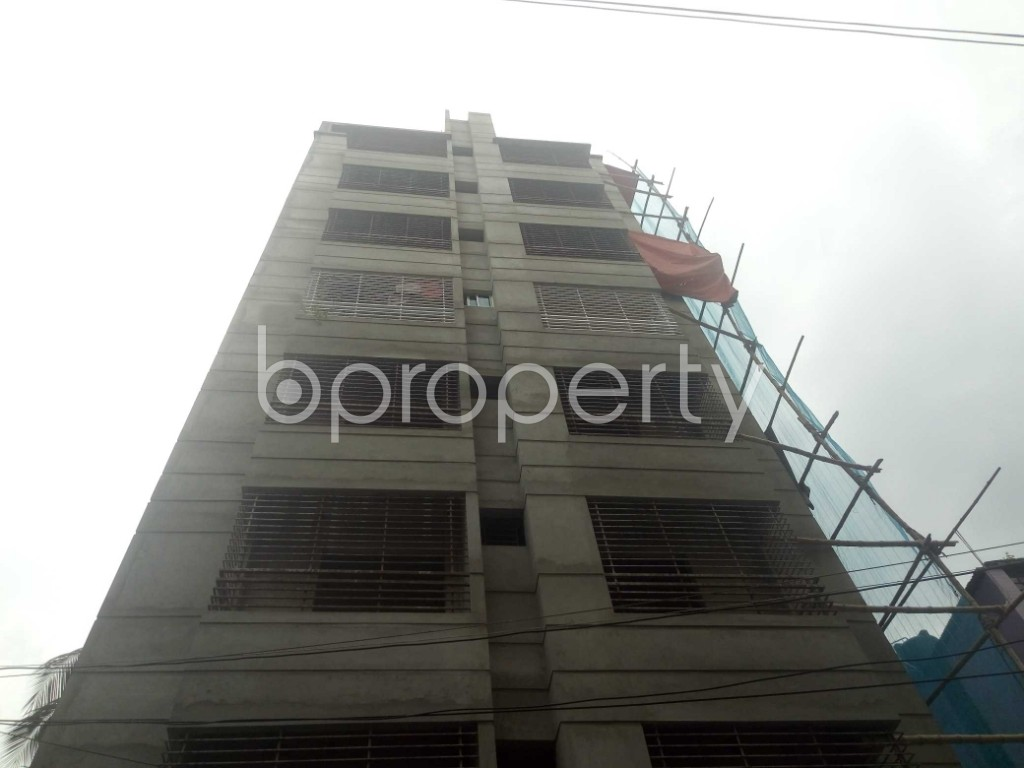 Outside view - 3 Bed Apartment for Sale in Maghbazar, Dhaka - 1926814