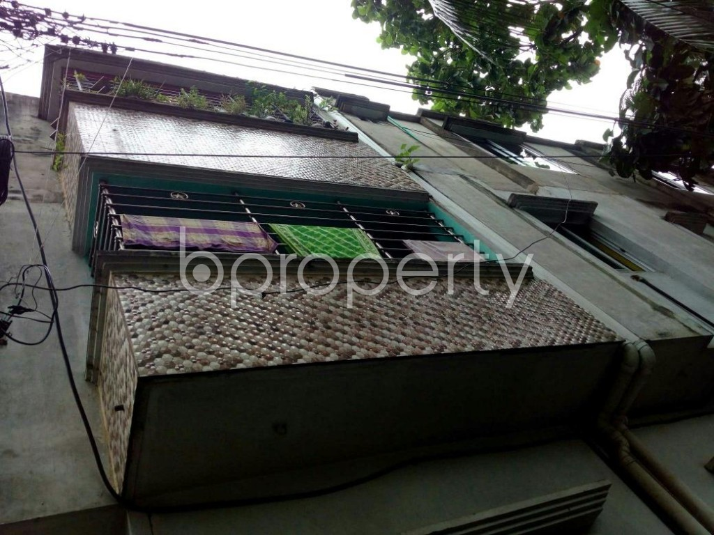 Front view - 2 Bed Apartment for Sale in Double Mooring, Chattogram - 1927124