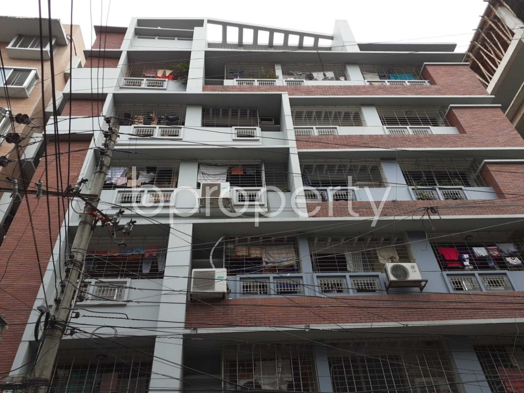 Outside view - 3 Bed Apartment for Sale in Mohammadpur, Dhaka - 1927301