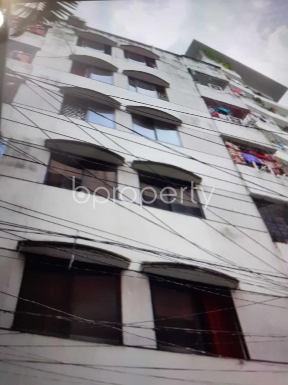 Outside view - 3 Bed Apartment for Sale in Hatirpool, Dhaka - 1927310