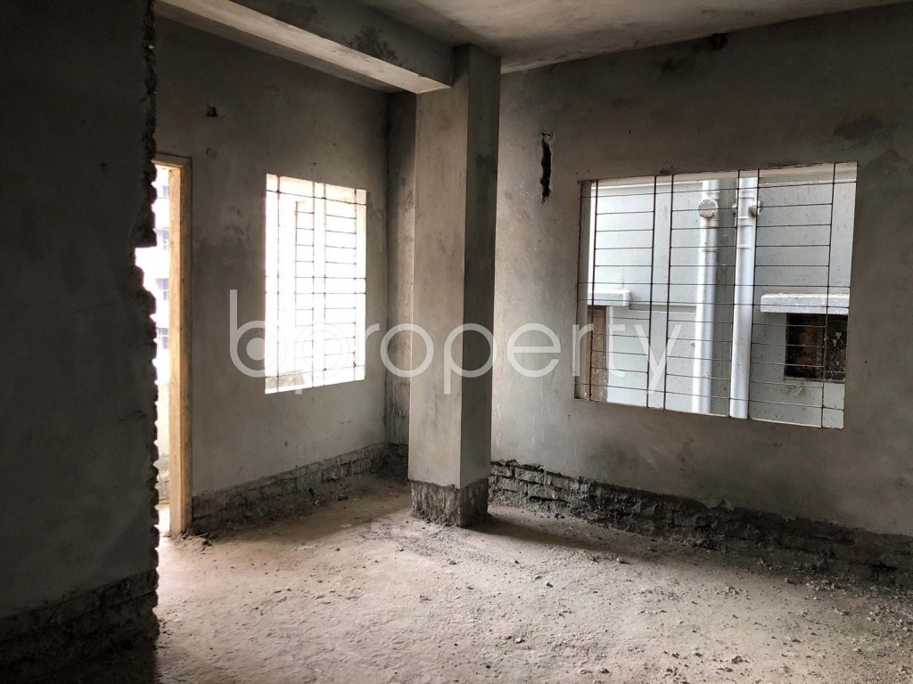 Empty Room - 2 Bed Apartment for Sale in Adabor, Dhaka - 1920541