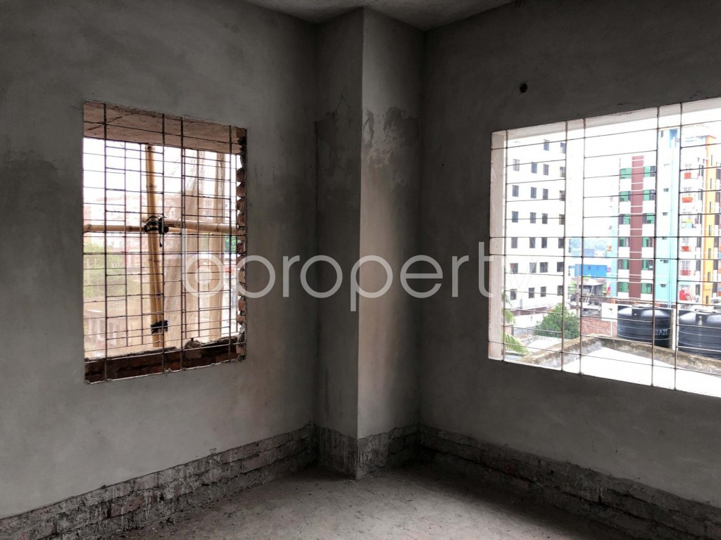 Empty Room - 2 Bed Apartment for Sale in Adabor, Dhaka - 1920542