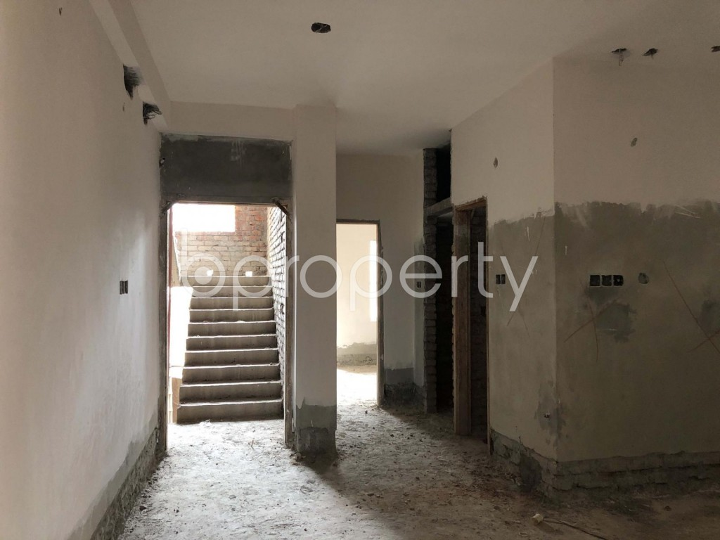 Empty Room - 2 Bed Apartment for Sale in Adabor, Dhaka - 1920544