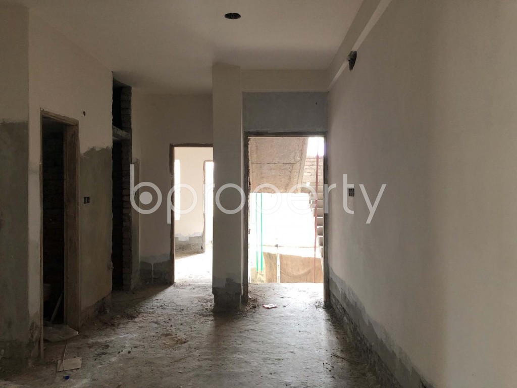 Empty Room - 2 Bed Apartment for Sale in Adabor, Dhaka - 1920545