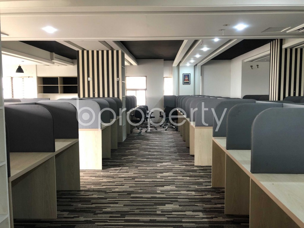 Commercial inside - Office to Rent in Gulshan, Dhaka - 1909793