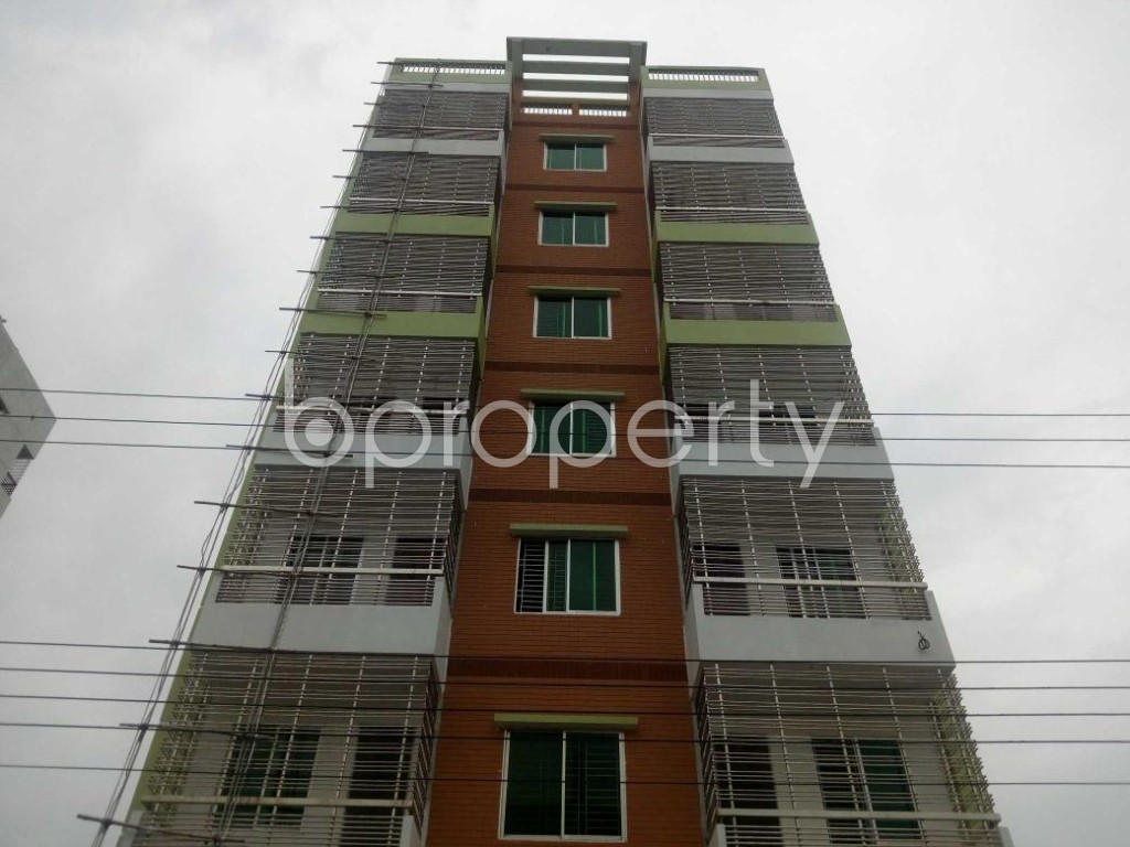 Front view - 2 Bed Apartment to Rent in Aftab Nagar, Dhaka - 1927618