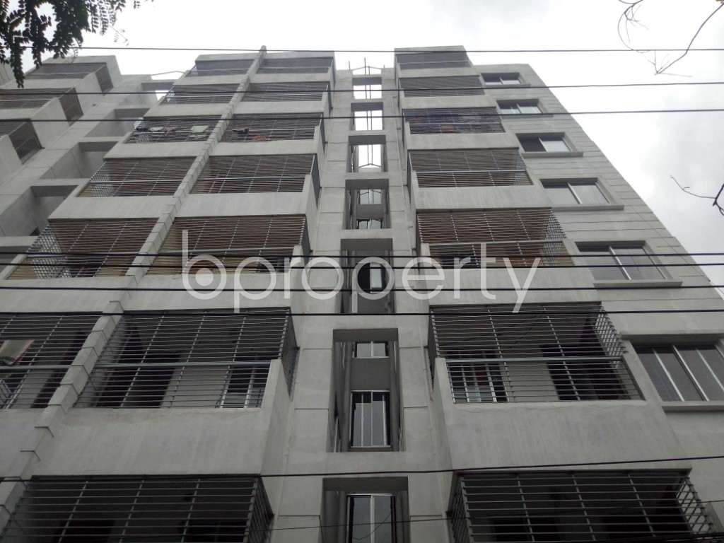 Outside view - 2 Bed Apartment for Sale in Maghbazar, Dhaka - 1927667