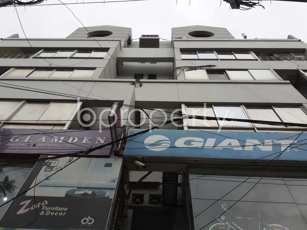 Front view - Office for Sale in Gulshan, Dhaka - 1927750
