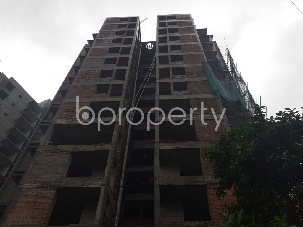 Front view - Office for Sale in Mohammadpur, Dhaka - 1927964