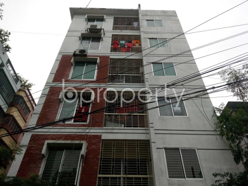 Front view - 3 Bed Apartment to Rent in Banasree, Dhaka - 1928070