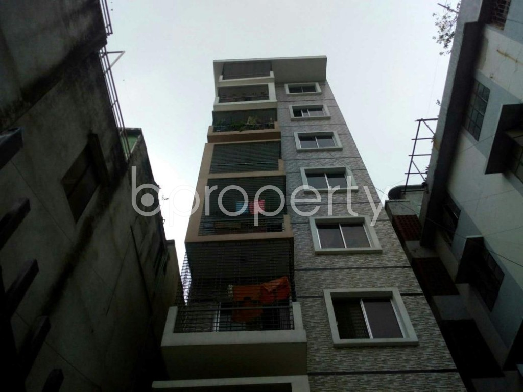 Front view - 3 Bed Apartment for Sale in Tejgaon, Dhaka - 1928109