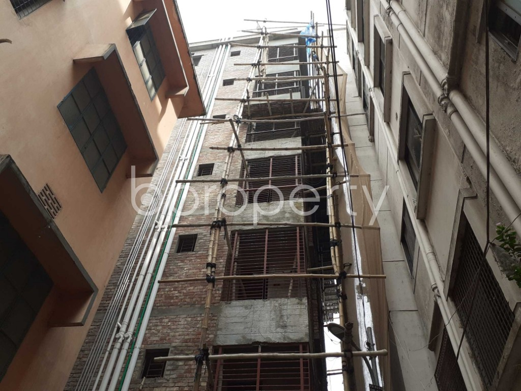 Front view - 2 Bed Apartment for Sale in Motijheel, Dhaka - 1928183