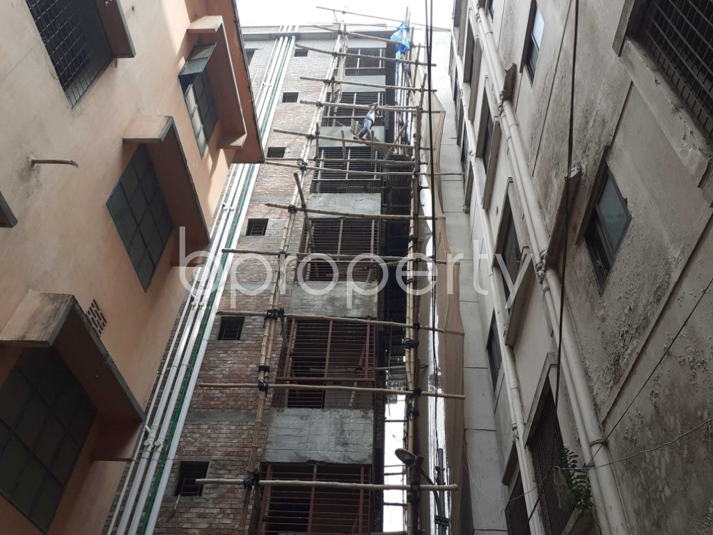 Front view - 2 Bed Apartment for Sale in Motijheel, Dhaka - 1928187