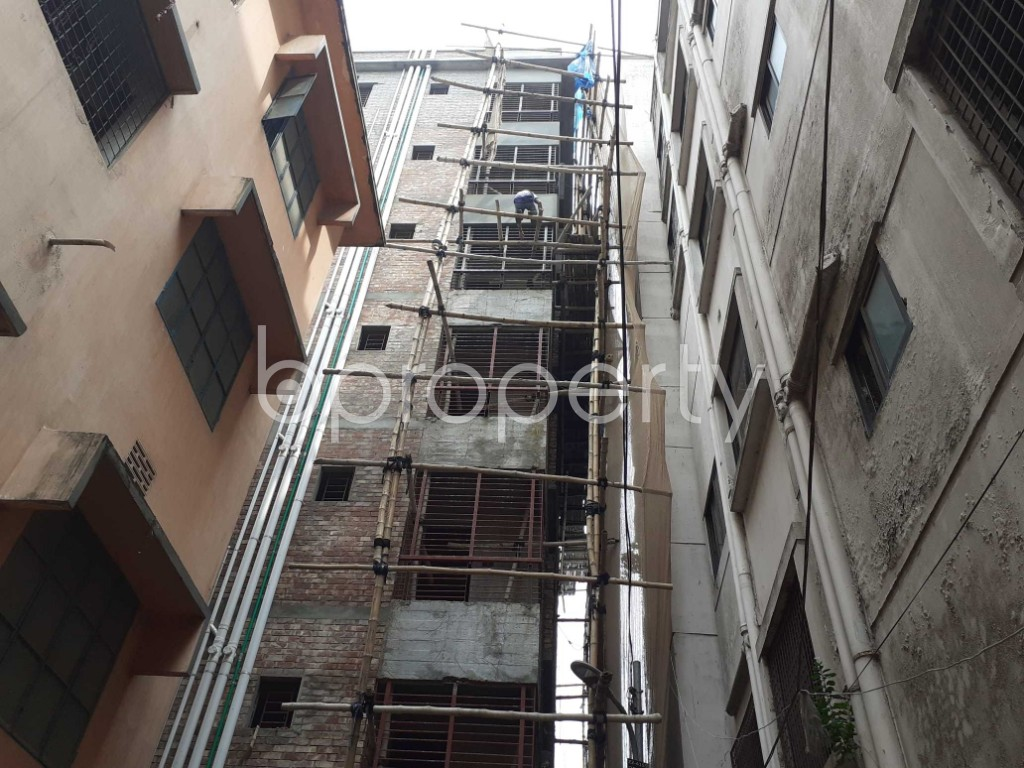 Front view - 2 Bed Apartment for Sale in Motijheel, Dhaka - 1928188