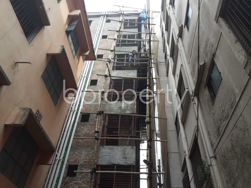 Front view - 2 Bed Apartment for Sale in Motijheel, Dhaka - 1928189
