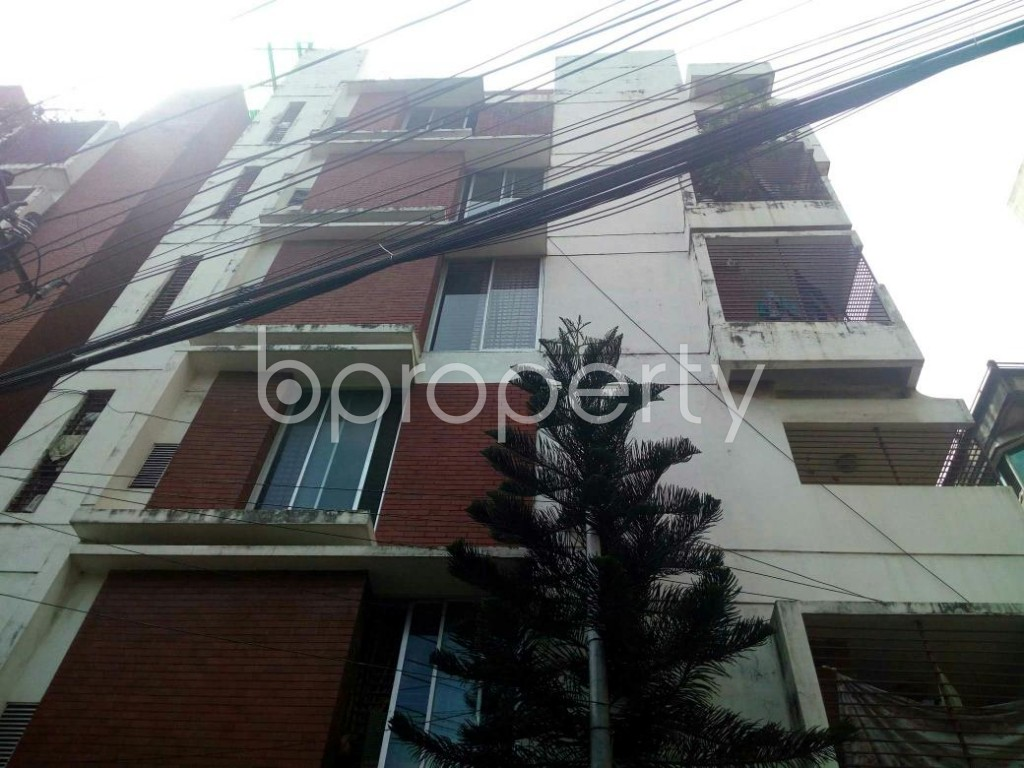 Front view - 3 Bed Apartment to Rent in East Nasirabad, Chattogram - 1928509