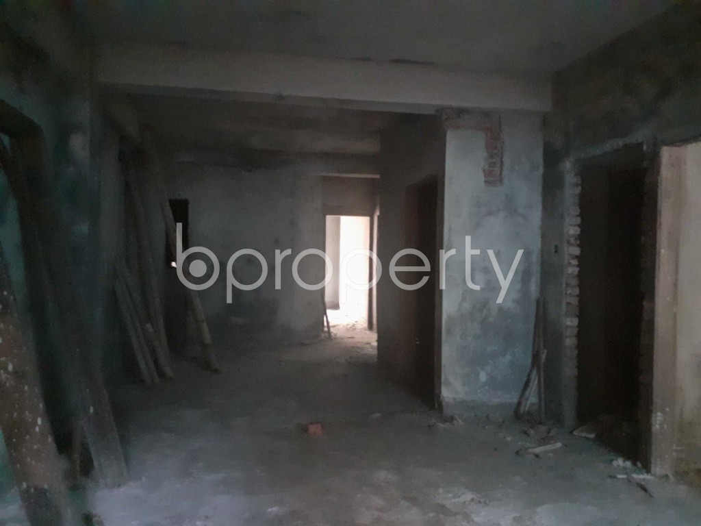 Dine/Dining - 3 Bed Apartment for Sale in Mohammadpur, Dhaka - 1928513
