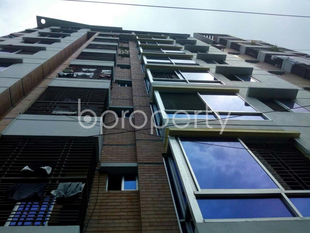 Front view - 2 Bed Apartment for Sale in East Nasirabad, Chattogram - 1928514