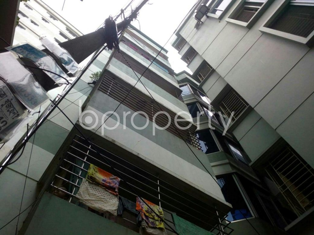 Front view - 3 Bed Apartment to Rent in East Nasirabad, Chattogram - 1928522
