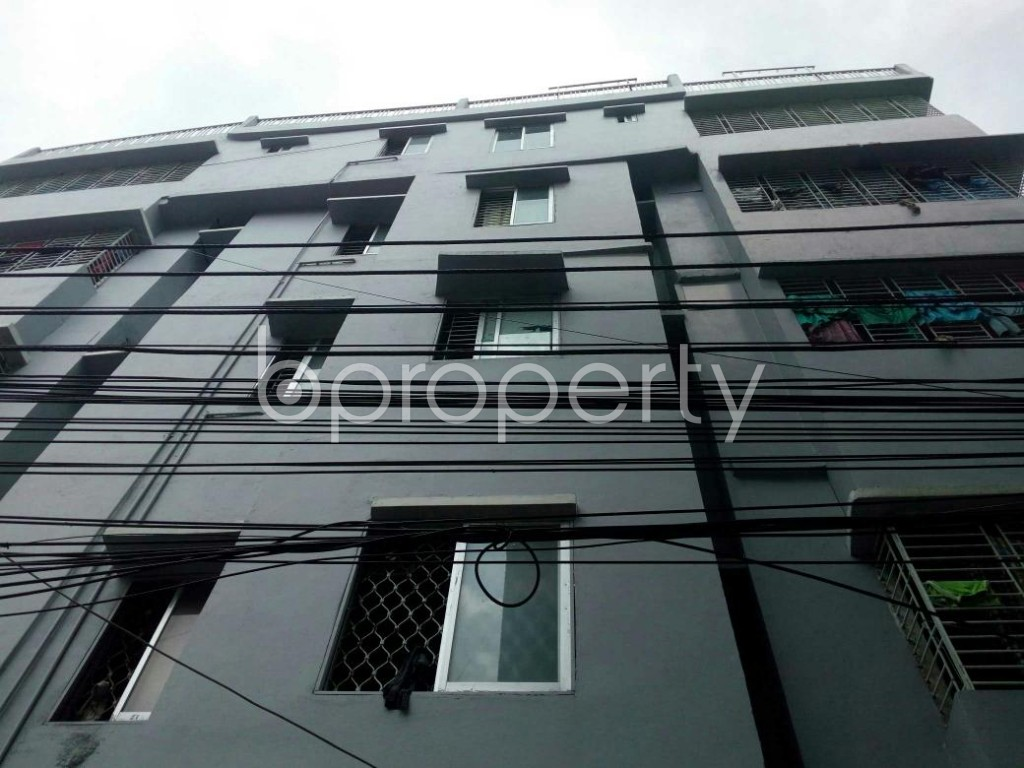 Front view - 2 Bed Apartment to Rent in East Nasirabad, Chattogram - 1928538