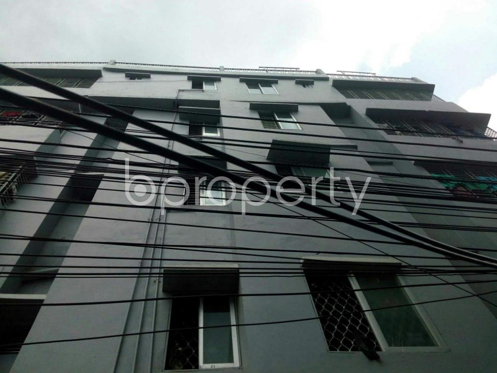 Front view - 2 Bed Apartment to Rent in East Nasirabad, Chattogram - 1928540