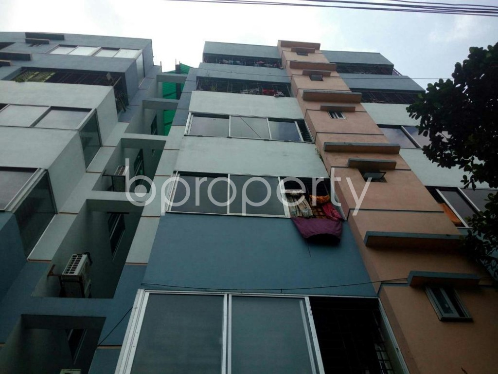Front view - 2 Bed Apartment to Rent in East Nasirabad, Chattogram - 1928542
