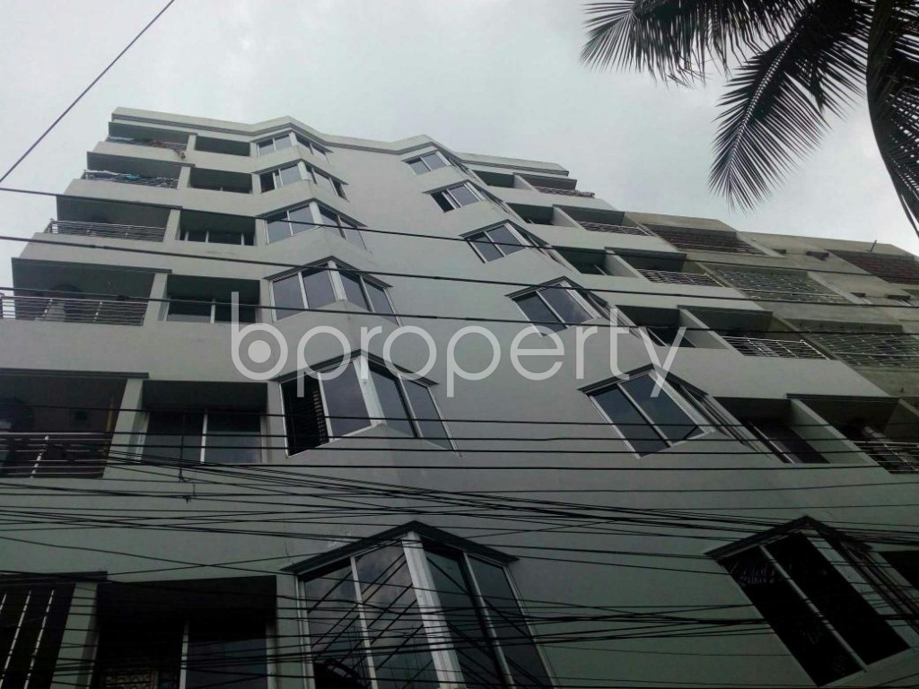 Front view - 2 Bed Apartment to Rent in East Nasirabad, Chattogram - 1928562