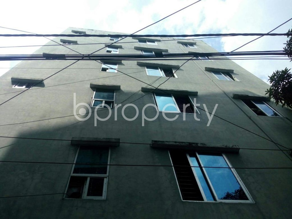 Front view - 3 Bed Apartment to Rent in East Nasirabad, Chattogram - 1928564