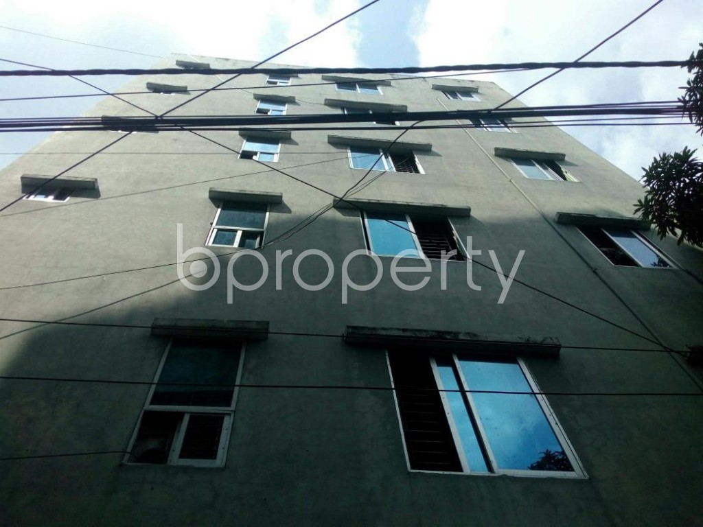 Front view - 3 Bed Apartment to Rent in East Nasirabad, Chattogram - 1928566