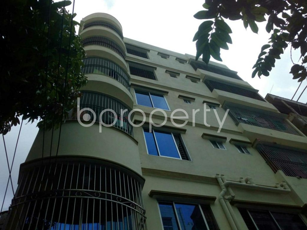 Front view - 3 Bed Apartment to Rent in East Nasirabad, Chattogram - 1928568